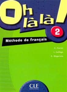 خرید کتاب فرانسه Oh la la! 2 + Cahier + CD