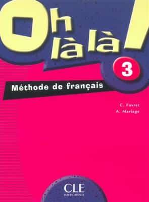 خرید کتاب فرانسه Oh la la! 3 + Cahier + CD