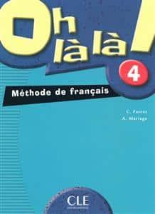 خرید کتاب فرانسه Oh la la! 4 + Cahier + CD