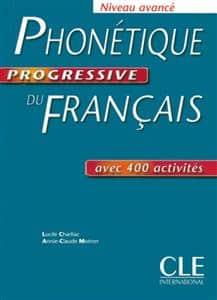 خرید کتاب فرانسه Phonetique progressive du français - avance + corriges