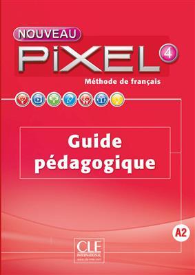 خرید کتاب فرانسه Pixel 4 - guide pedagogique