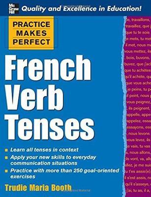 خرید کتاب فرانسه Practice Makes Perfect: French Verb Tenses
