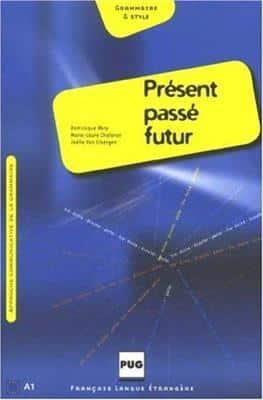 خرید کتاب فرانسه Present Passe Futur