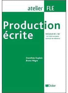 خرید کتاب فرانسه Production ecrite b1-b2