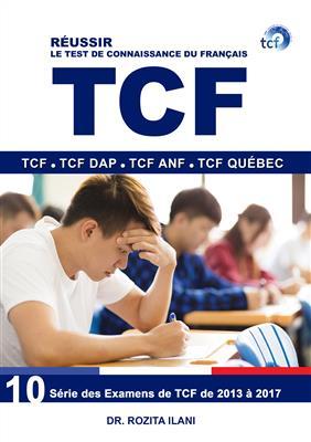 خرید کتاب فرانسه RÉUSSIR LE TEST DE CONNAISSANCE DU FRANÇAIS (TCF)