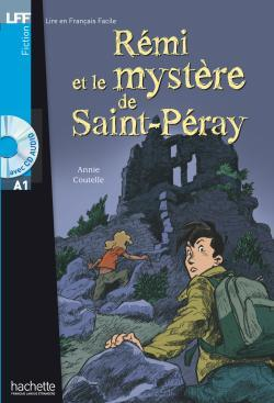 خرید کتاب فرانسه Remi et le mystere de St-Peray + CD audio (A1)