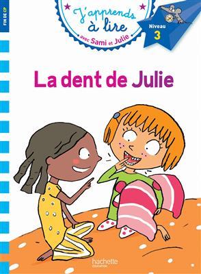 خرید کتاب فرانسه Sami et Julie CP Niveau 3 La dent de Julie