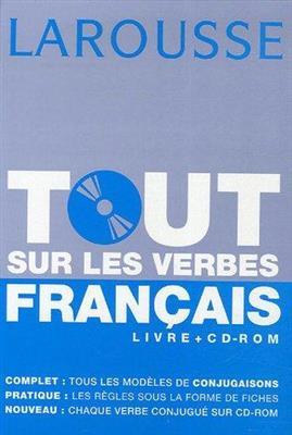 خرید کتاب فرانسه Tout sur les verbes français
