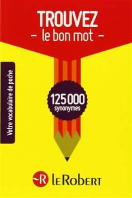 خرید کتاب فرانسه Trouvez le bon mot