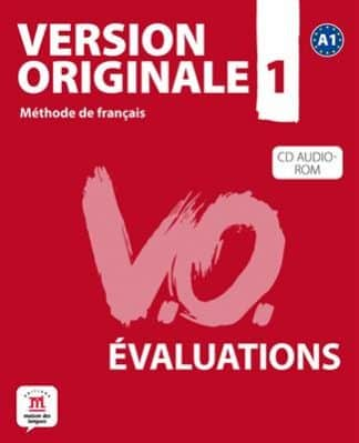 خرید کتاب فرانسه Version Originale 1 – Evaluations + CD
