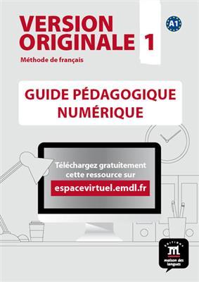 خرید کتاب فرانسه Version Originale 1 – Guide pedagogique
