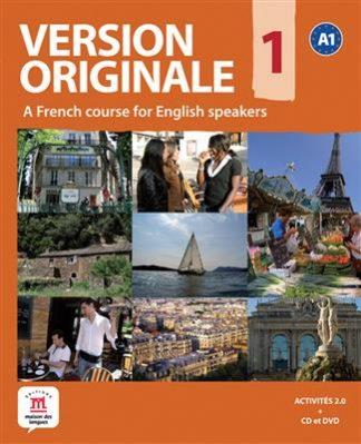 خرید کتاب فرانسه Version Originale 1 - Anglophone + CD audio + DVD