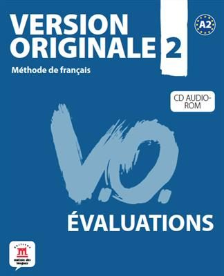 خرید کتاب فرانسه Version Originale 2 – Evaluations + CD