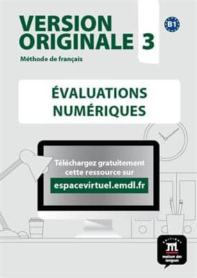 خرید کتاب فرانسه Version Originale 3 – Evaluations + CD