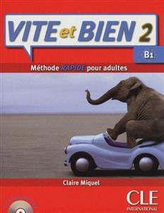 خرید کتاب فرانسه Vite et bien 2 - B1