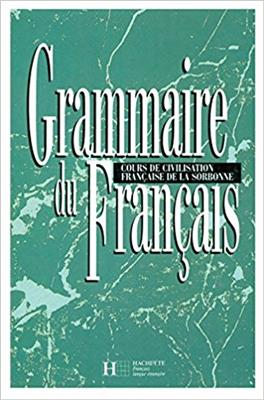 خرید کتاب فرانسه grammaire du francais - Sorbonne قدیمی