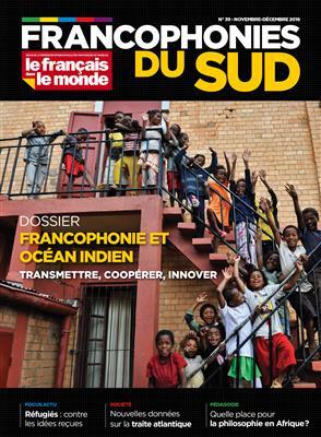 خرید Francophonies du sud - N39 - Novembre - Decembre 2016