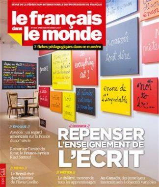 خرید Le Francais dans le monde - N409