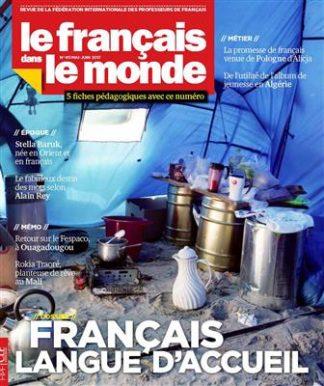خرید Le Francais dans le monde - N411 - Mai - Juin 2017