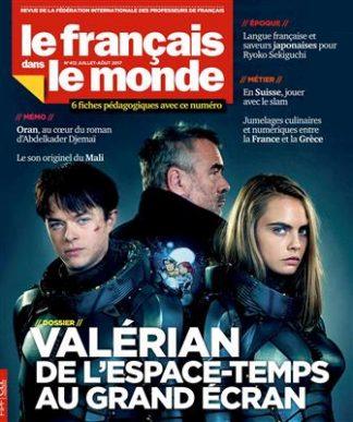 خرید Le Francais dans le monde - N412 - Juillet - Aout 2017
