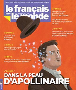 مجله فرانسوی به زبان فرانسه
