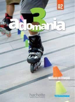 خرید کتاب فرانسه Adomania 3 + Cahier + DVD