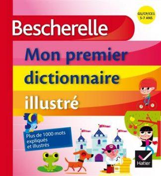 خرید کتاب فرانسه Bescherelle - Mon premier dictionnaire illustré