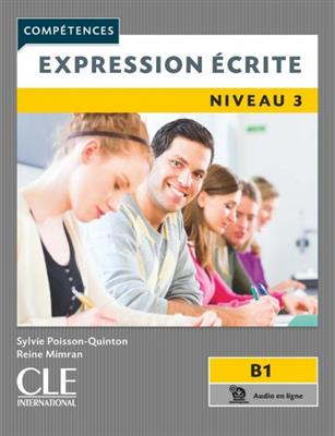 خرید کتاب فرانسه Expression ecrite 3 - Niveau B1 - 2ème édition