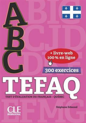 خرید کتاب فرانسه ABC TEFAQ - Livre + CD