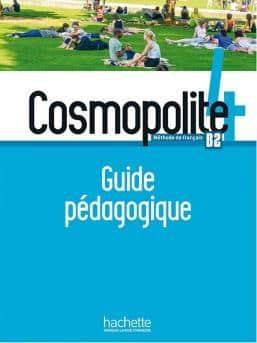 خرید کتاب فرانسه Cosmopolite 4 - Guide pédagogique