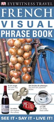 خرید کتاب فرانسه French Visual Phrase Book