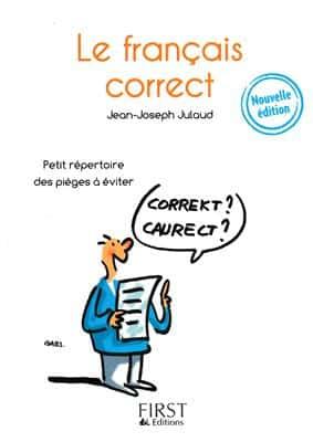 خرید کتاب فرانسه Le Petit Livre de - Le Francais Correct