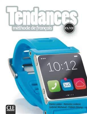 خرید کتاب فرانسه Tendances C1-C2