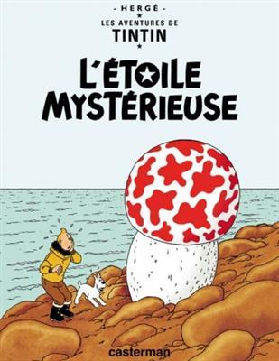 خرید کتاب فرانسه Tintin T10 : L' Etoile mysterieuse