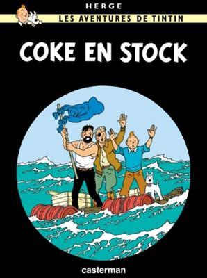 خرید کتاب فرانسه Tintin T19 : Coke en Stock