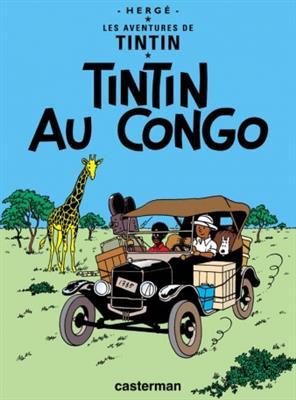 خرید کتاب فرانسه Tintin T2 : Tintin au Congo