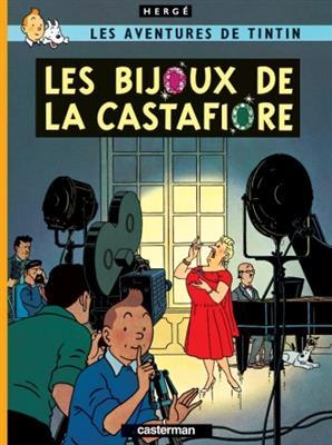 خرید کتاب فرانسه Tintin T21 : Les Bijoux de la Castafiore