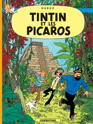 خرید کتاب فرانسه  Tintin T23 : Tintin et les Picaros