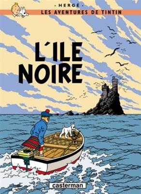 خرید کتاب فرانسه Tintin T7 : L' ile noire
