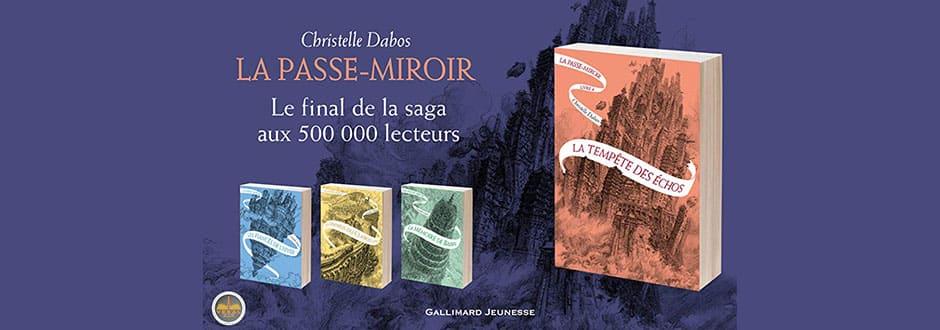 مجموعه رمان فرانسه La Passe miroir