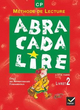 خرید کتاب فرانسه ABRACADALIRE CP 2