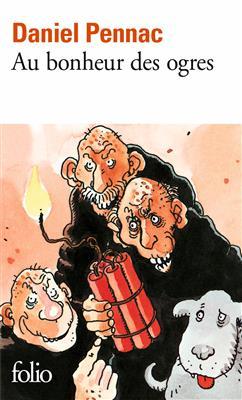 خرید کتاب فرانسه Au bonheur des ogres