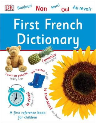 خرید کتاب فرانسه First French Dictionary