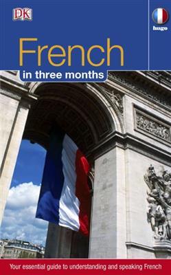 خرید کتاب فرانسه French in three months فرانسه در 3 ماه