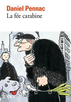 خرید کتاب فرانسه La fée carabine