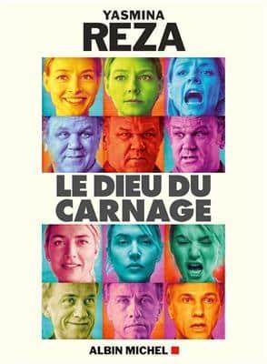 خرید کتاب فرانسه Le Dieu du carnage