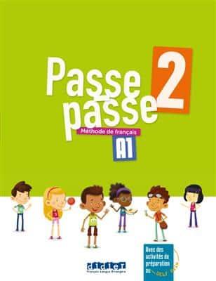 خرید کتاب فرانسه Passe – Passe niv. 2