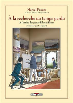 خرید کتاب فرانسه A la recherche du temps perdu - À l'ombre des jeunes filles en fleurs - Deuxième partie Tome 03