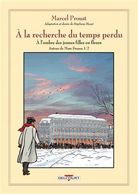 خرید کتاب فرانسه A la recherche du temps perdu - Autour de Madame Swann - Première partie Tome 07