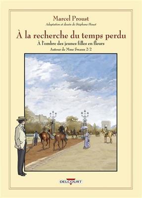 خرید کتاب فرانسه A la recherche du temps perdu - Deuxième partie Tome 8 : Autour de Madame Swann